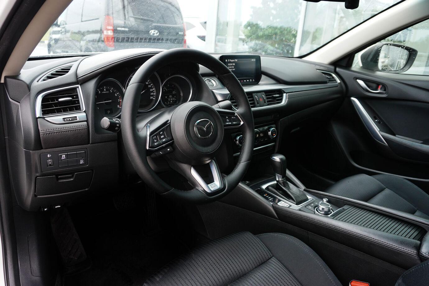 Mazda 6, III (GJ) Рестайлинг 2017г.