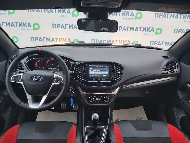 LADA (ВАЗ) Vesta, I 2019г.