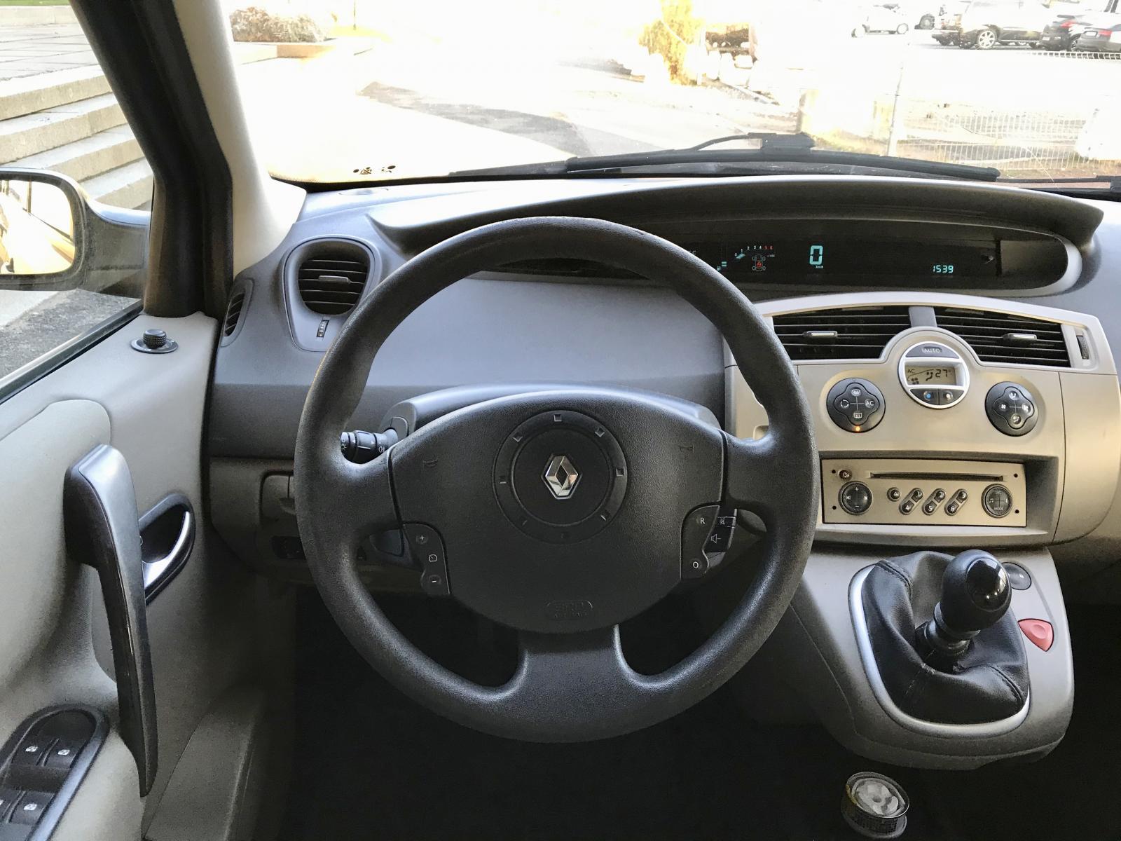 Renault Scenic 2006г.