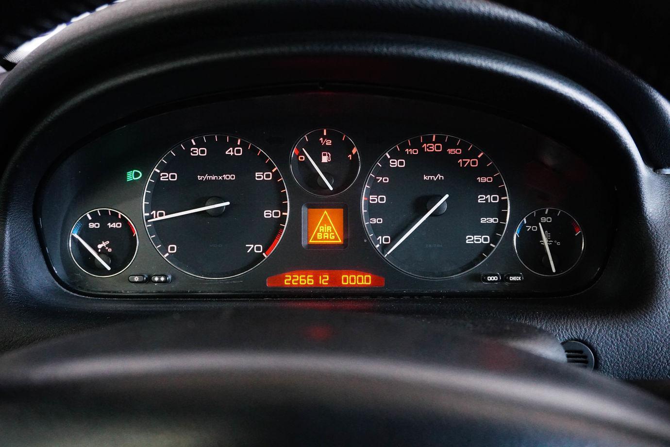 Peugeot 607, I 2004г.