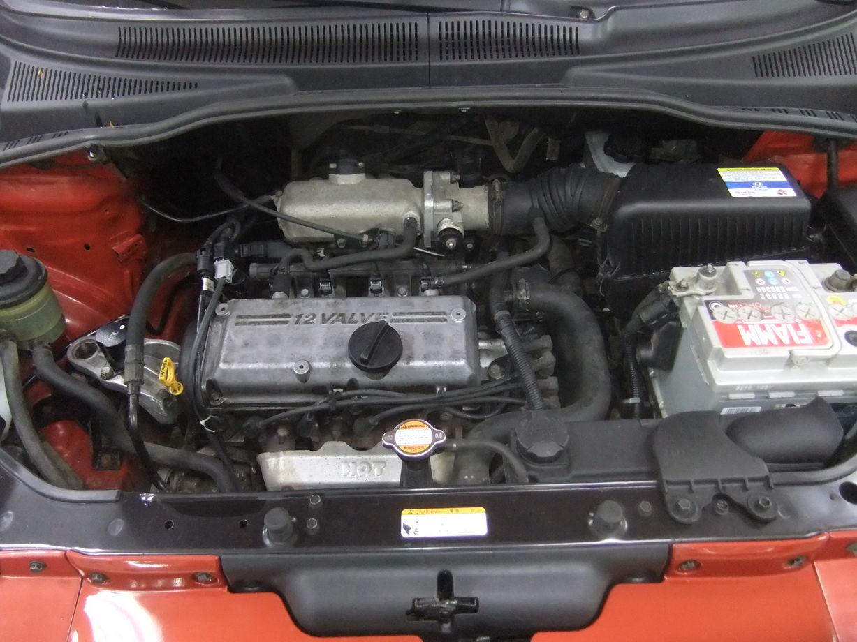 Hyundai Getz, I Рестайлинг 2008г.