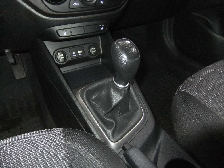 Hyundai Solaris, II 2017г.