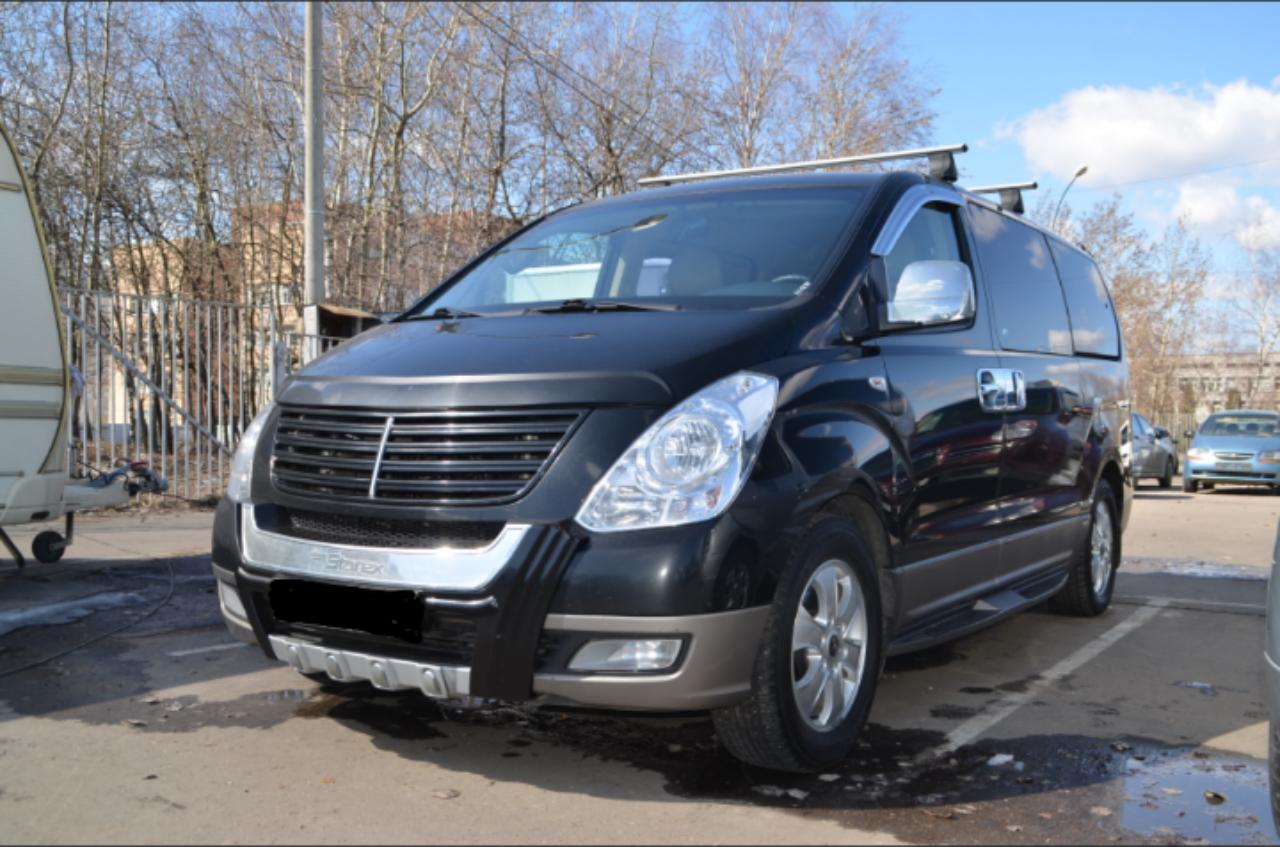 Hyundai Starex (H-1) 2012г.