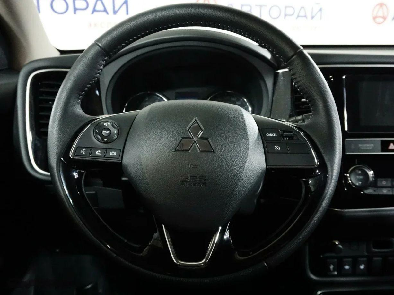 Mitsubishi Outlander, III Рестайлинг 3 2018г.