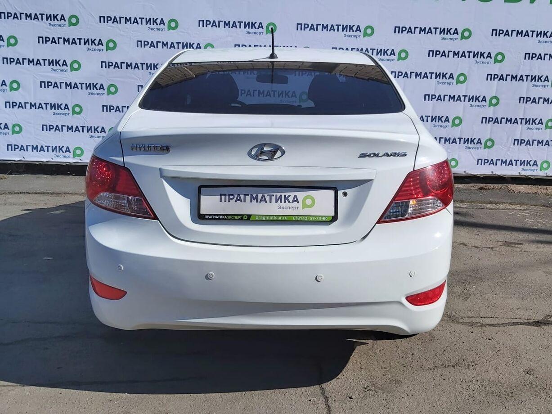 Hyundai Solaris, I 2014г.
