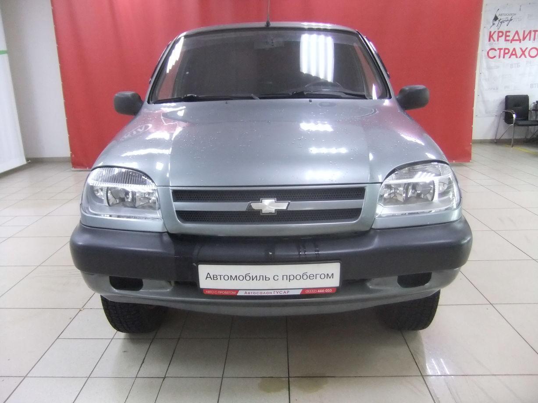 Chevrolet Niva, I 2006г.