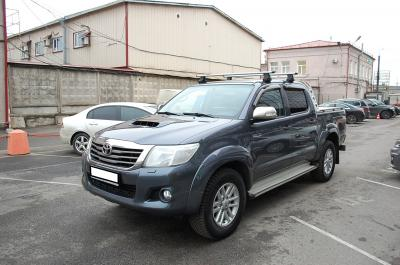 ToyotaHiluxArctic Trucks AT38 3.0d AT (171 л.с.) 4WD