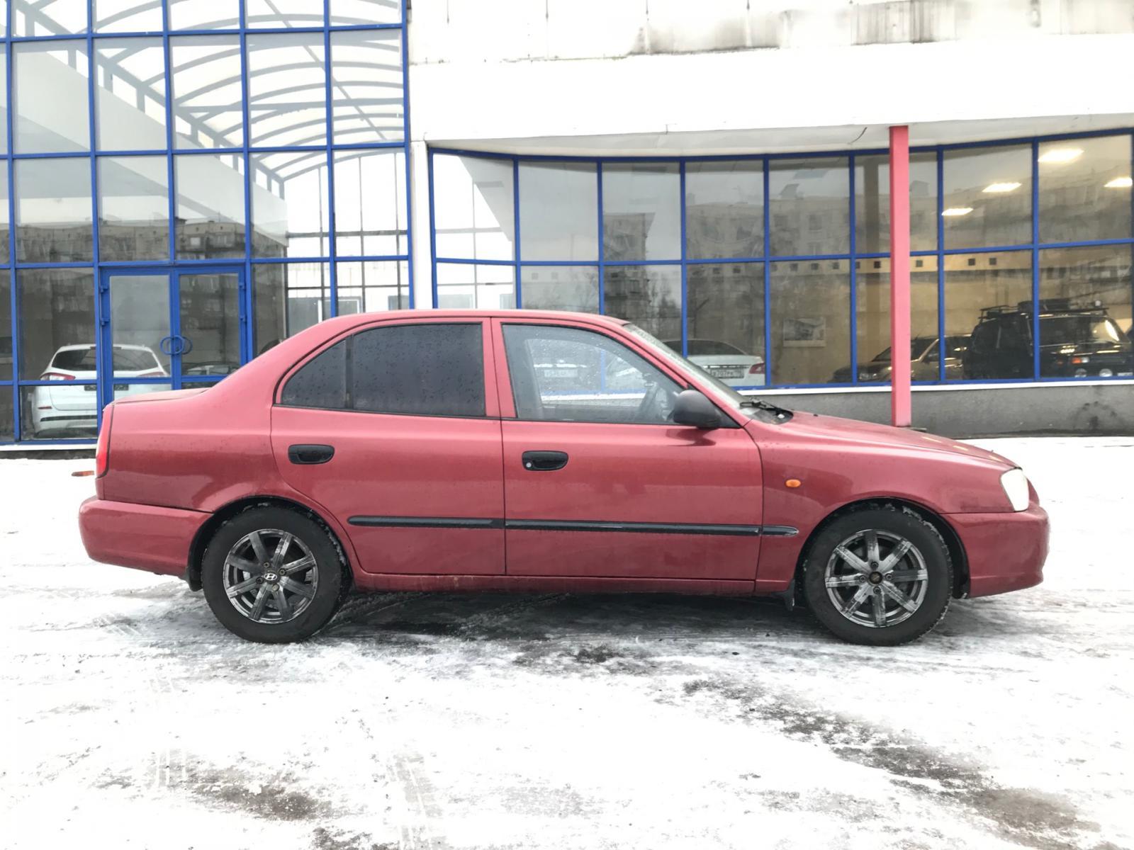 Hyundai Accent 2005г.