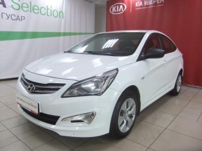 Hyundai Solaris, I Рестайлинг 2016г.