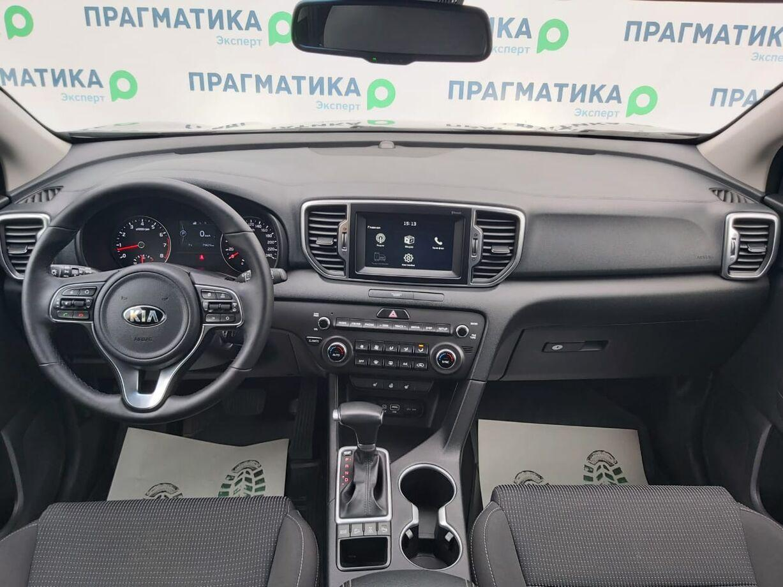 Kia Sportage, IV Рестайлинг 2018г.