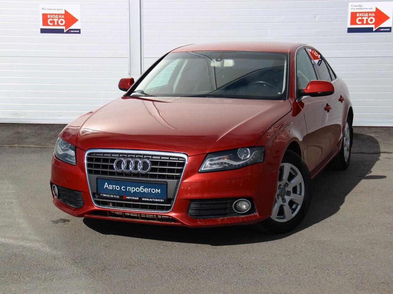 Audi A4, IV (B8) 2010г.