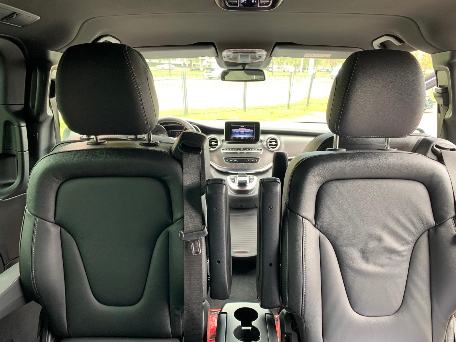 Mercedes-Benz V-klasse 2017г.