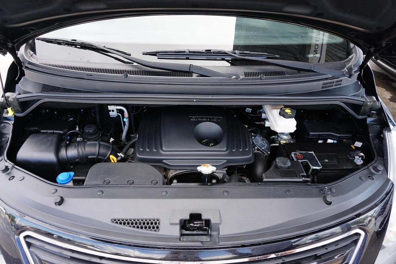 Hyundai H-1, II Рестайлинг 2018г.