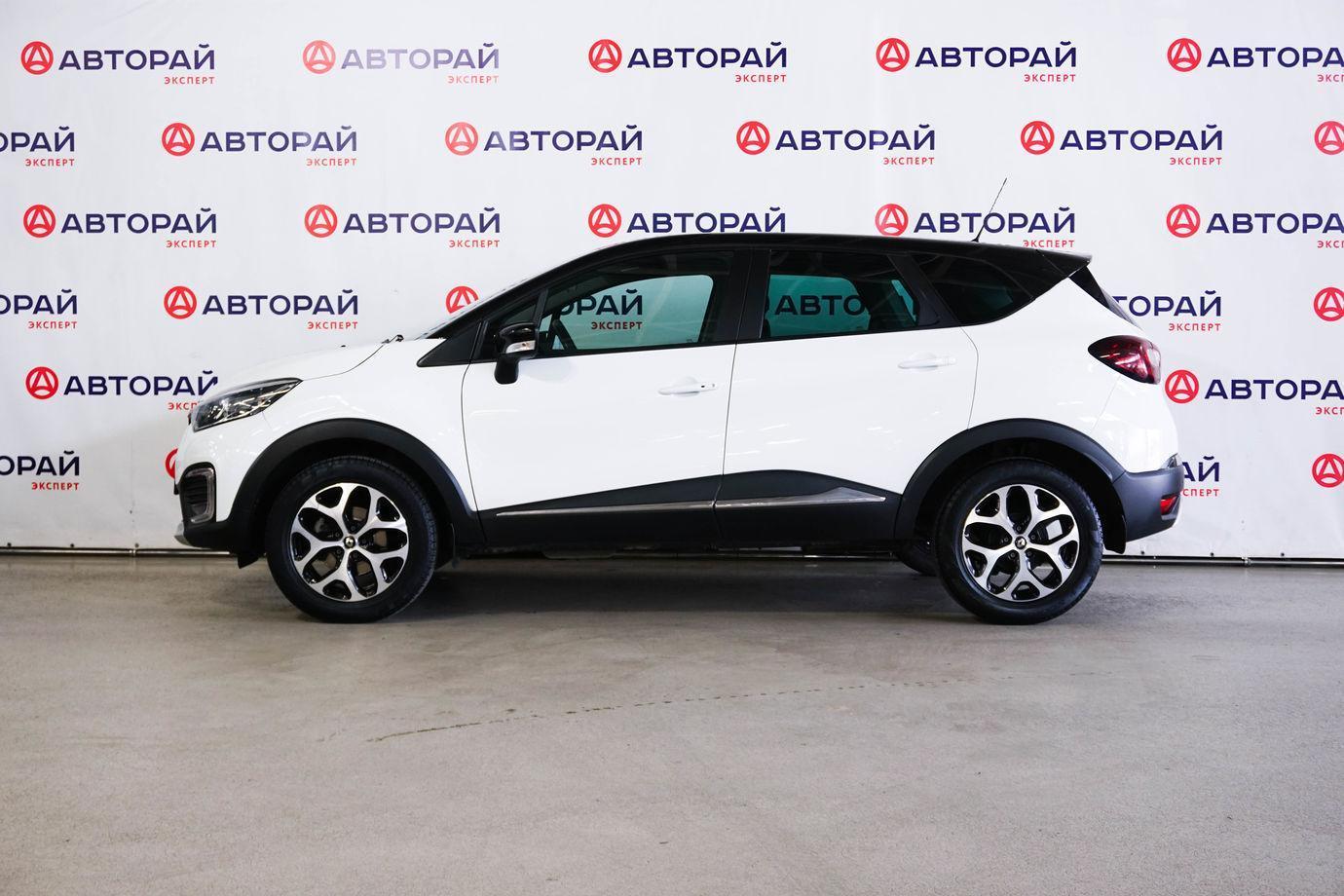 Renault Kaptur, I 2016г.