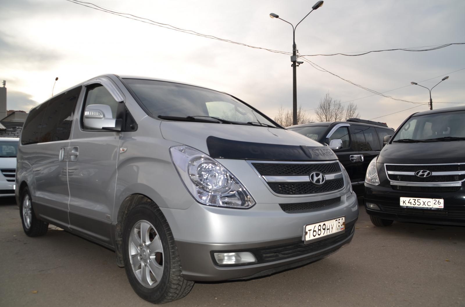 Hyundai Grand Starex 2008г.
