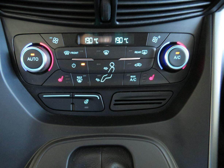 Ford Kuga, II Рестайлинг 2018г.