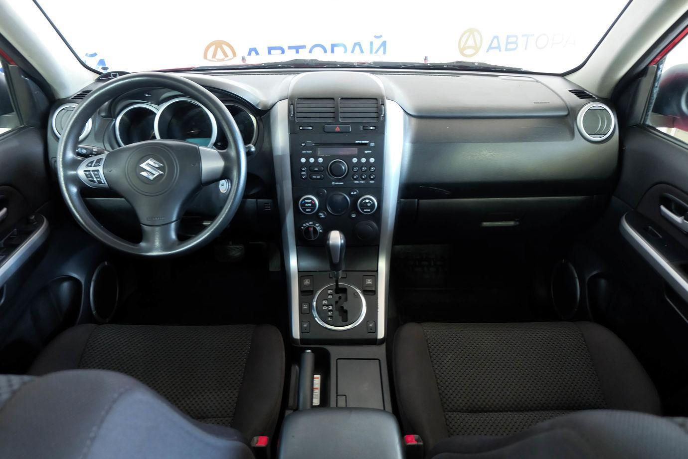 Suzuki Grand Vitara, III Рестайлинг 2011г.