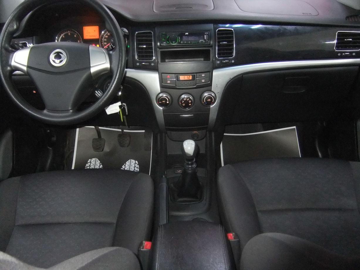 SsangYong Actyon, II 2013г.