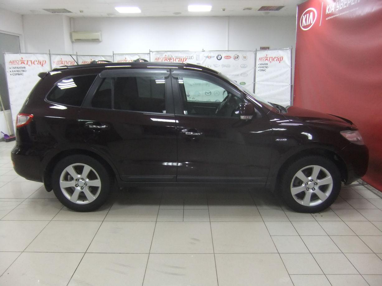 Hyundai Santa Fe, II 2008г.