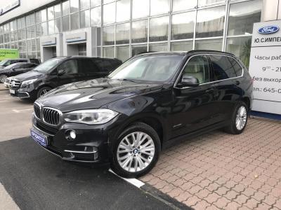 BMW X5 35i 3.0 AT (306 л.с.) 4WD 2015г.