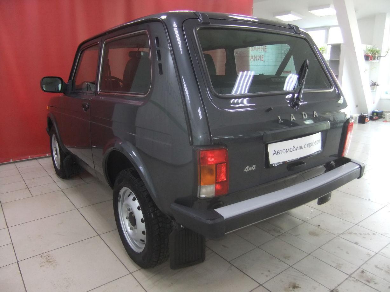 LADA (ВАЗ) 2121 (4x4), I Рестайлинг 2018г.