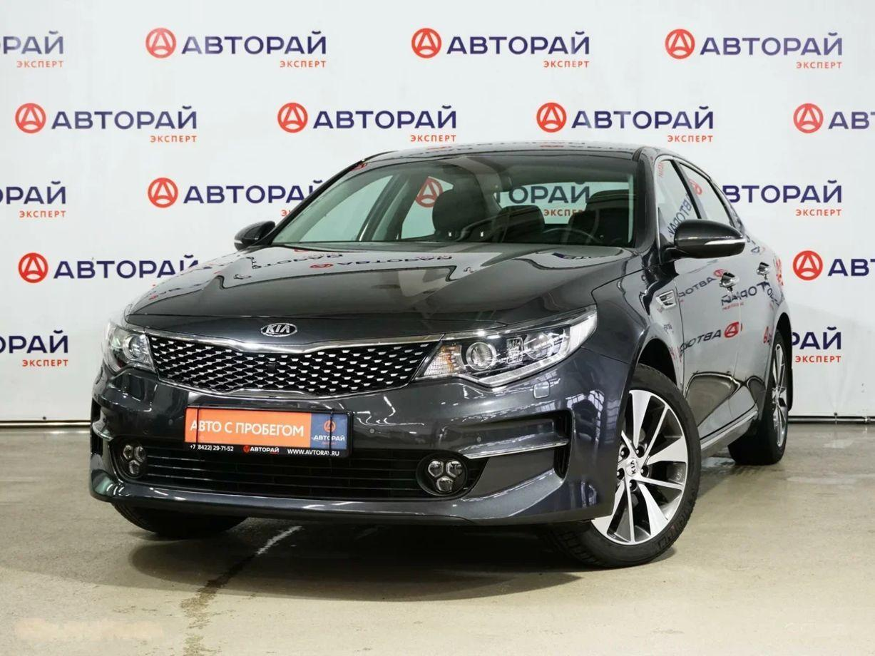 Kia Optima, IV 2018г.