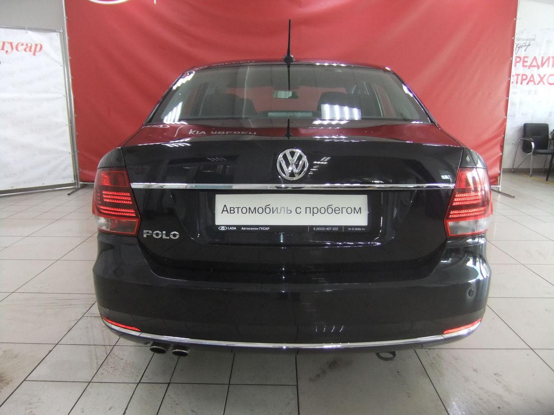 Volkswagen Polo, V Рестайлинг 2018г.