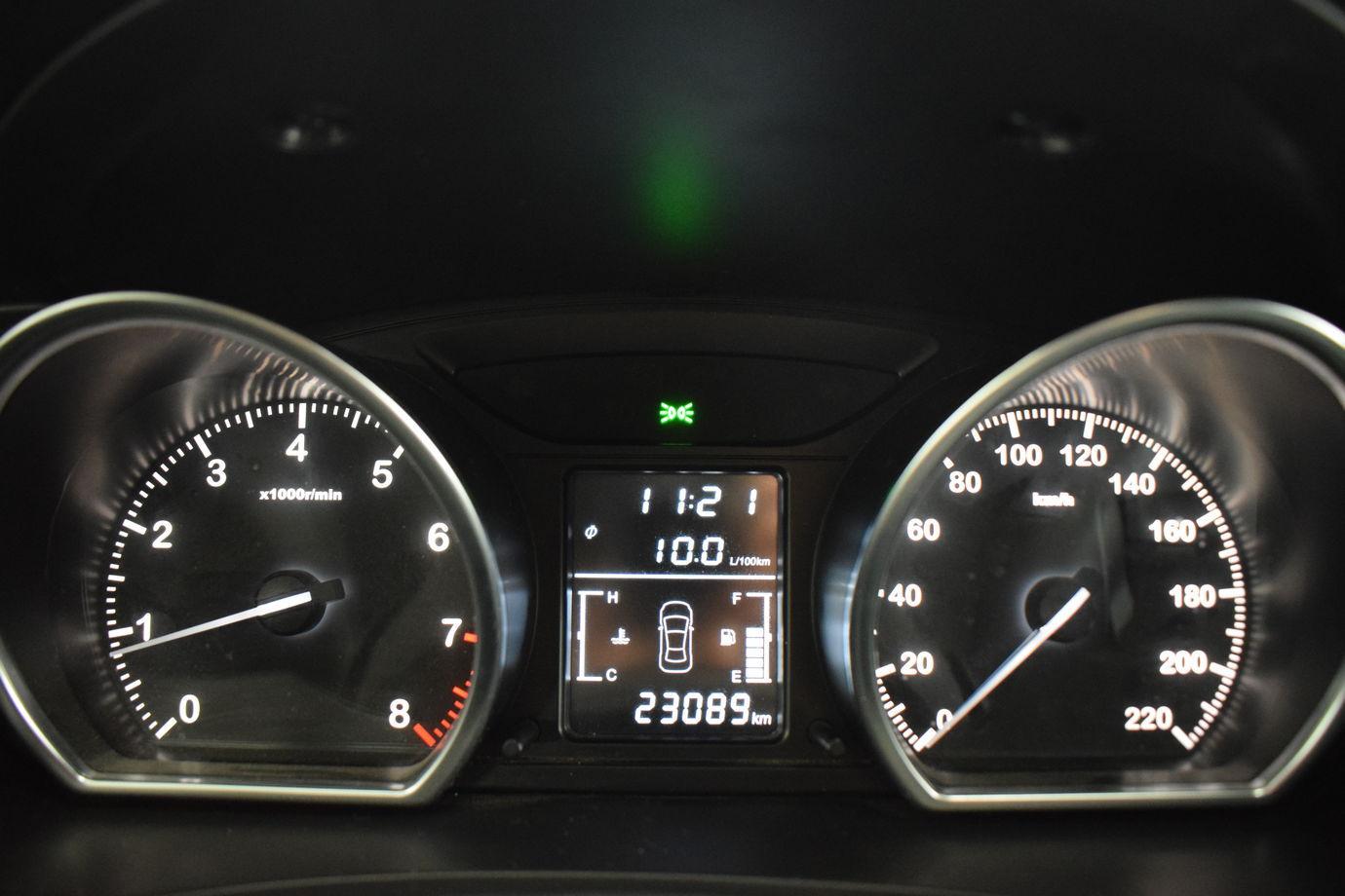 Zotye T600, T600 2016г.