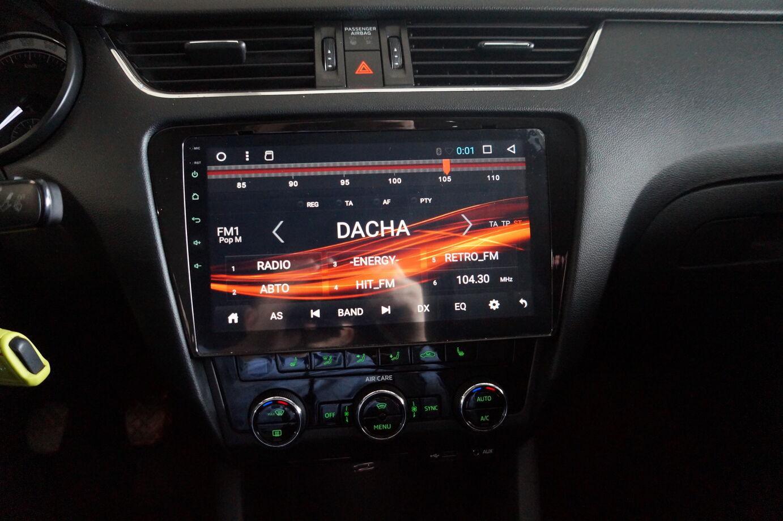 Skoda Octavia, III (A7) Рестайлинг 2017г.