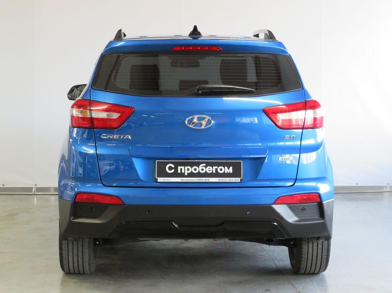 Hyundai Creta, I 2019г.