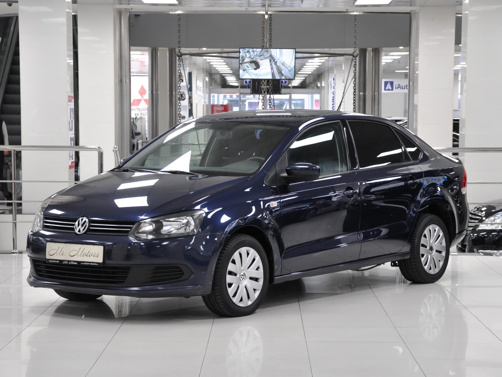 Volkswagen Polo с пробегом в Москве. Автомобильная компания Mr.Motors