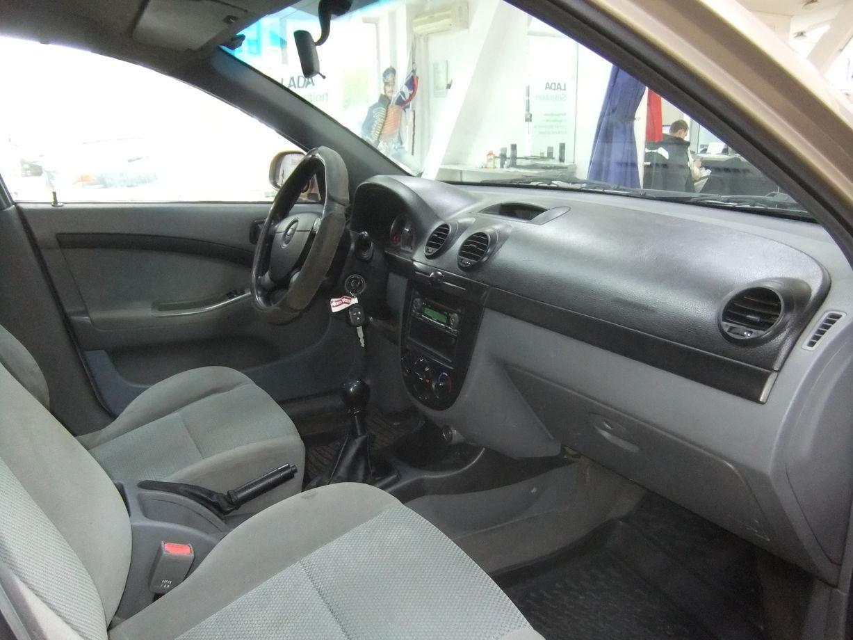 Chevrolet Lacetti, Lacetti 2008г.