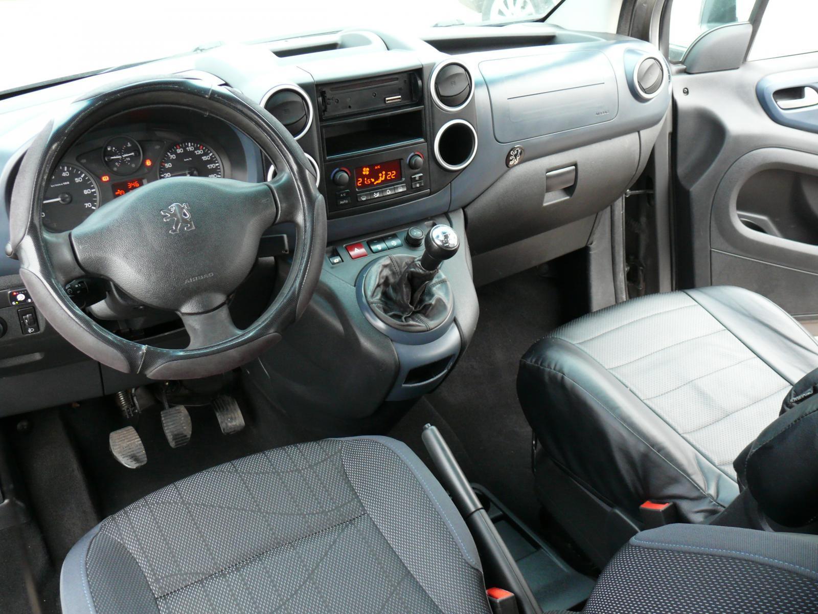 Peugeot Partner 2010г.