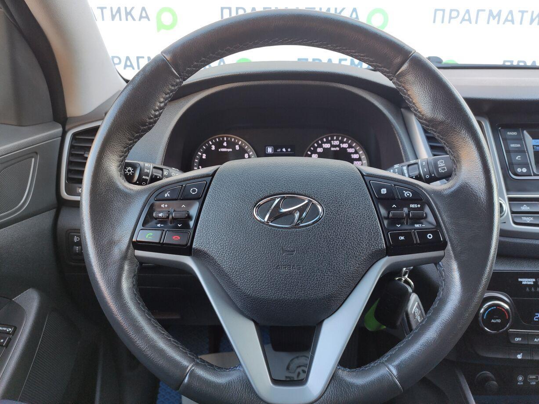 Hyundai Tucson, III 2017г.