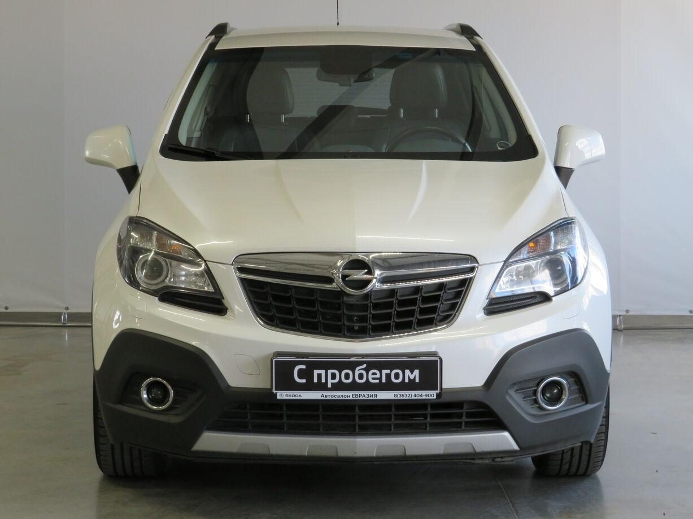 Opel Mokka, I 2012г.