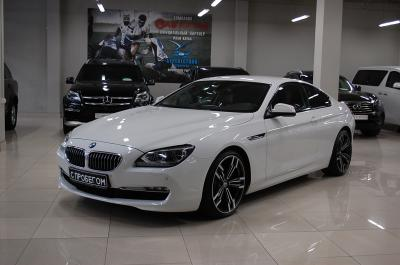 BMW6 серия640i xDrive 3.0 AT (320 л.с.) 4WD