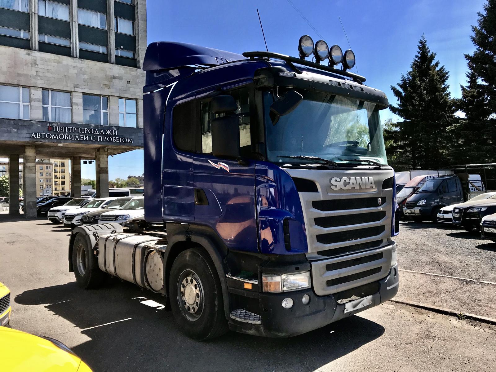 Scania G-series 2011г.