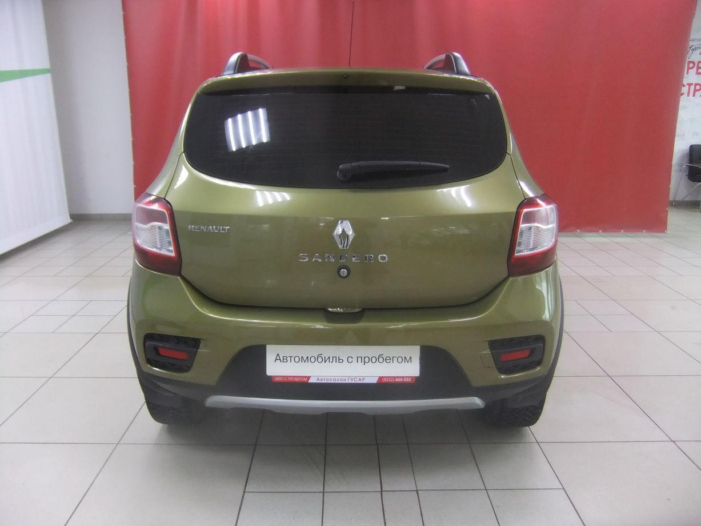 Renault Sandero, II 2015г.