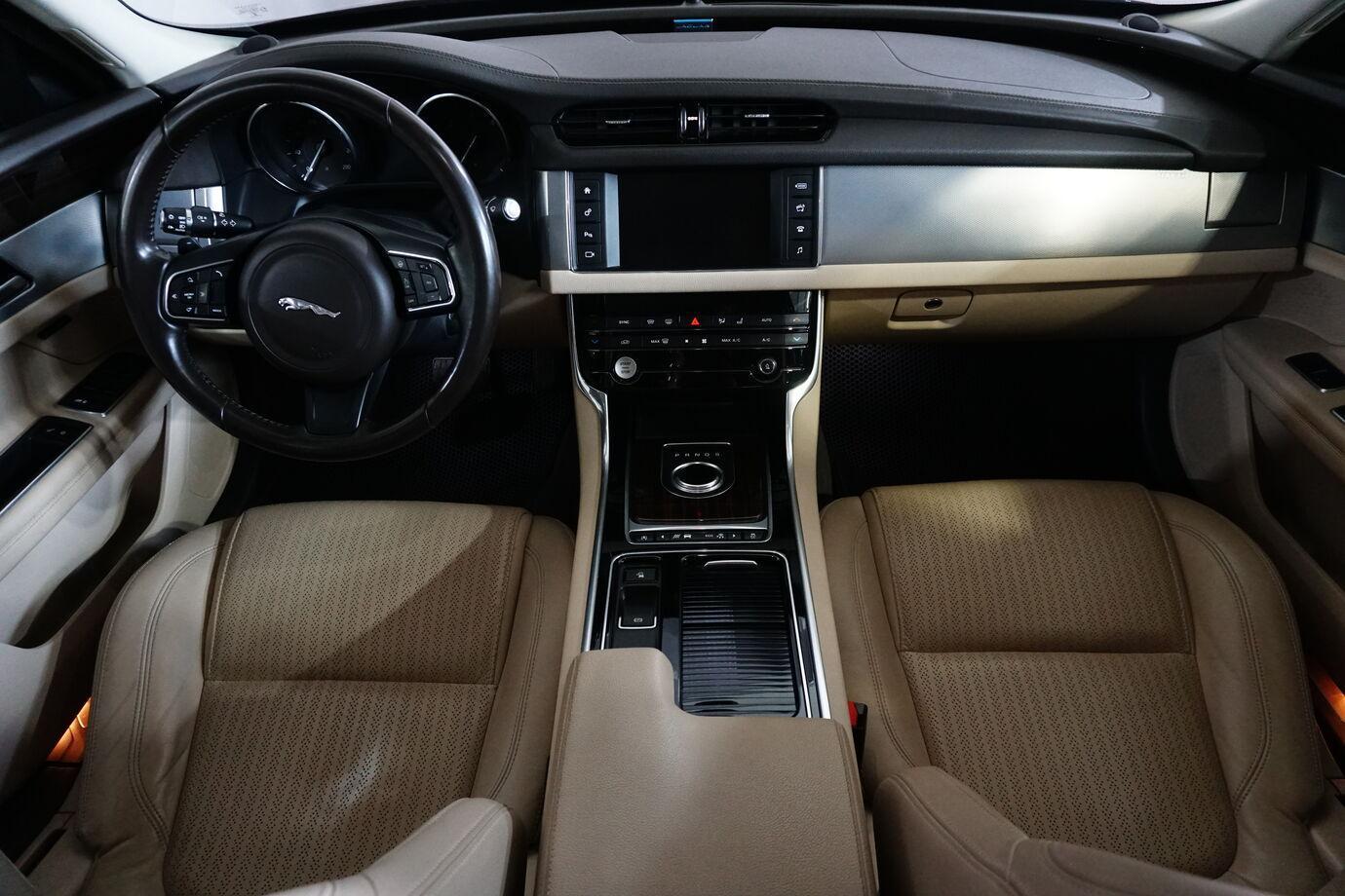 Jaguar XF, II 2016г.