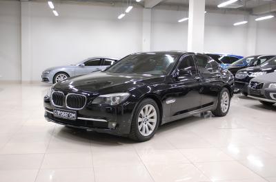 BMW7 серия730d 3.0d AT (245 л.с.)