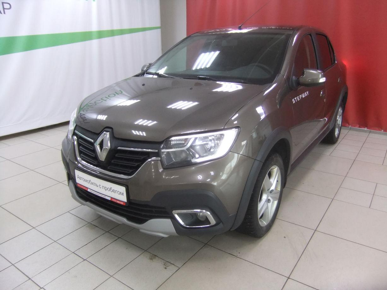 Renault Logan, II Рестайлинг 2019г.