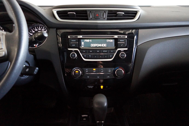 Nissan Qashqai, II 2017г.