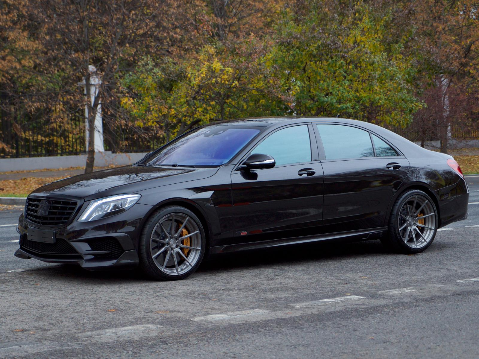 Mercedes-Benz S-Класс AMG с пробегом в Москве. Автомобильная компания Mr.Motors