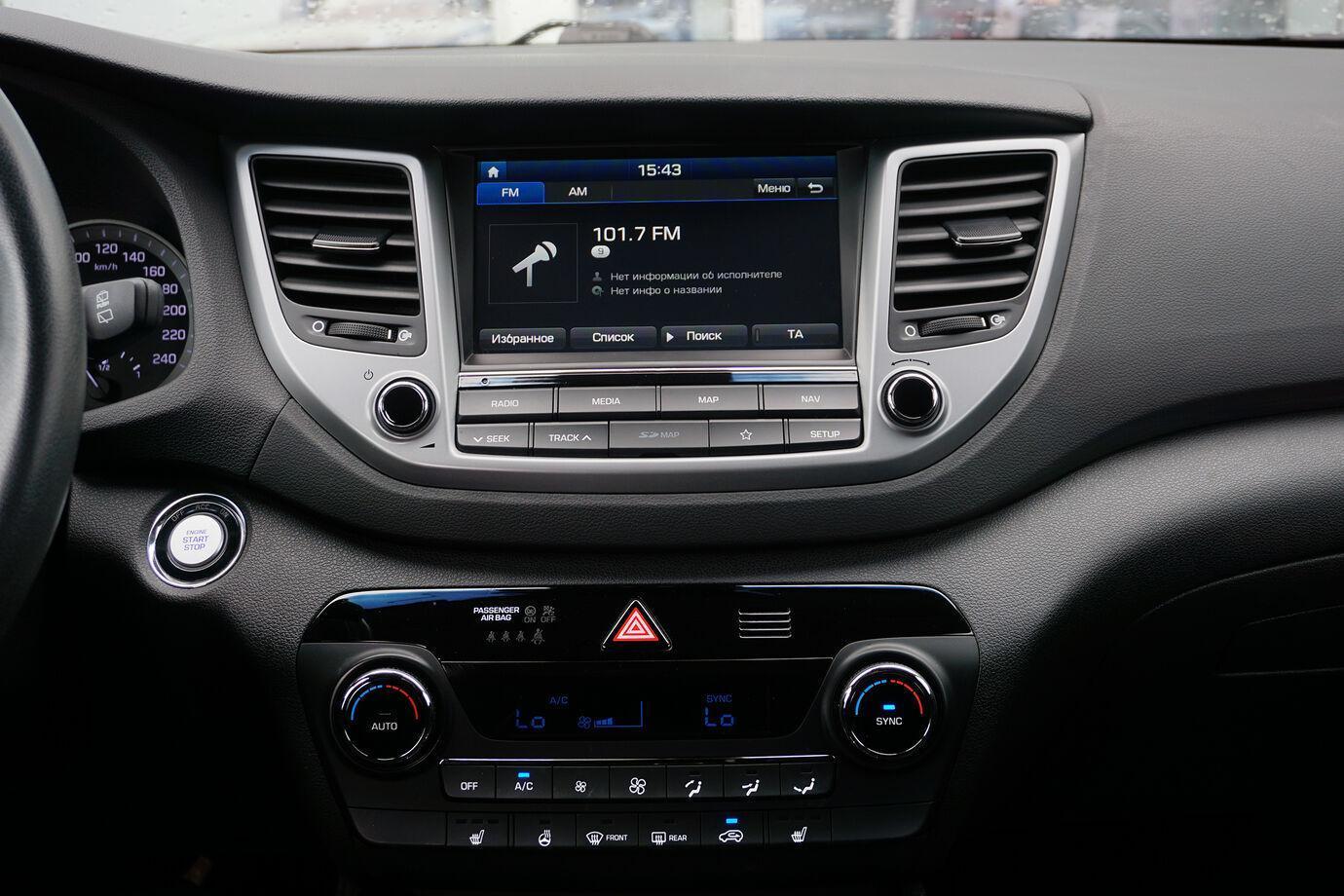 Hyundai Tucson, III 2018г.