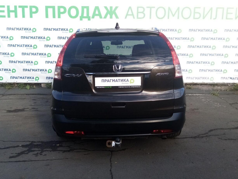 Honda CR-V, IV 2014г.