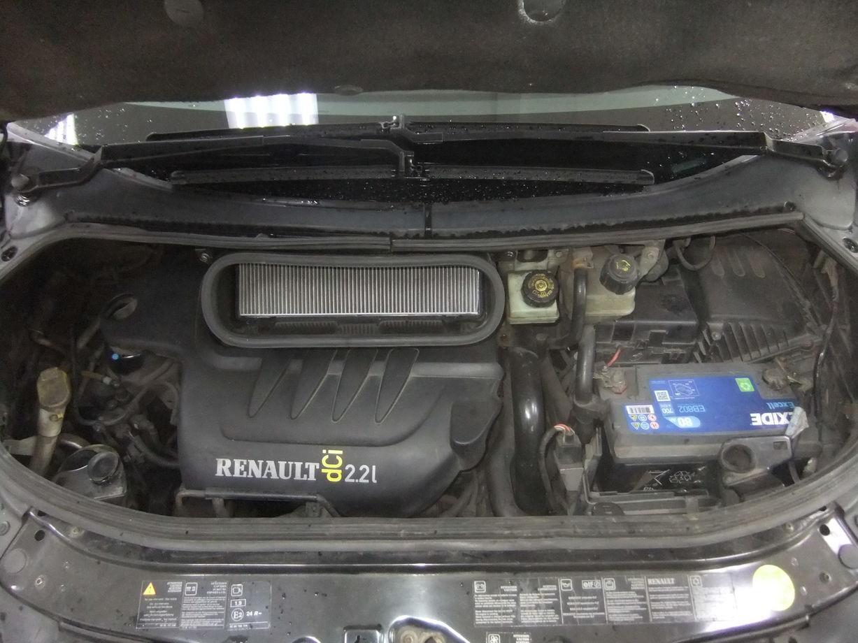 Renault Espace, IV 2003г.