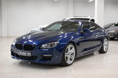 BMW6 серия650i xDrive 4.4 AT (407 л.с.) 4WD
