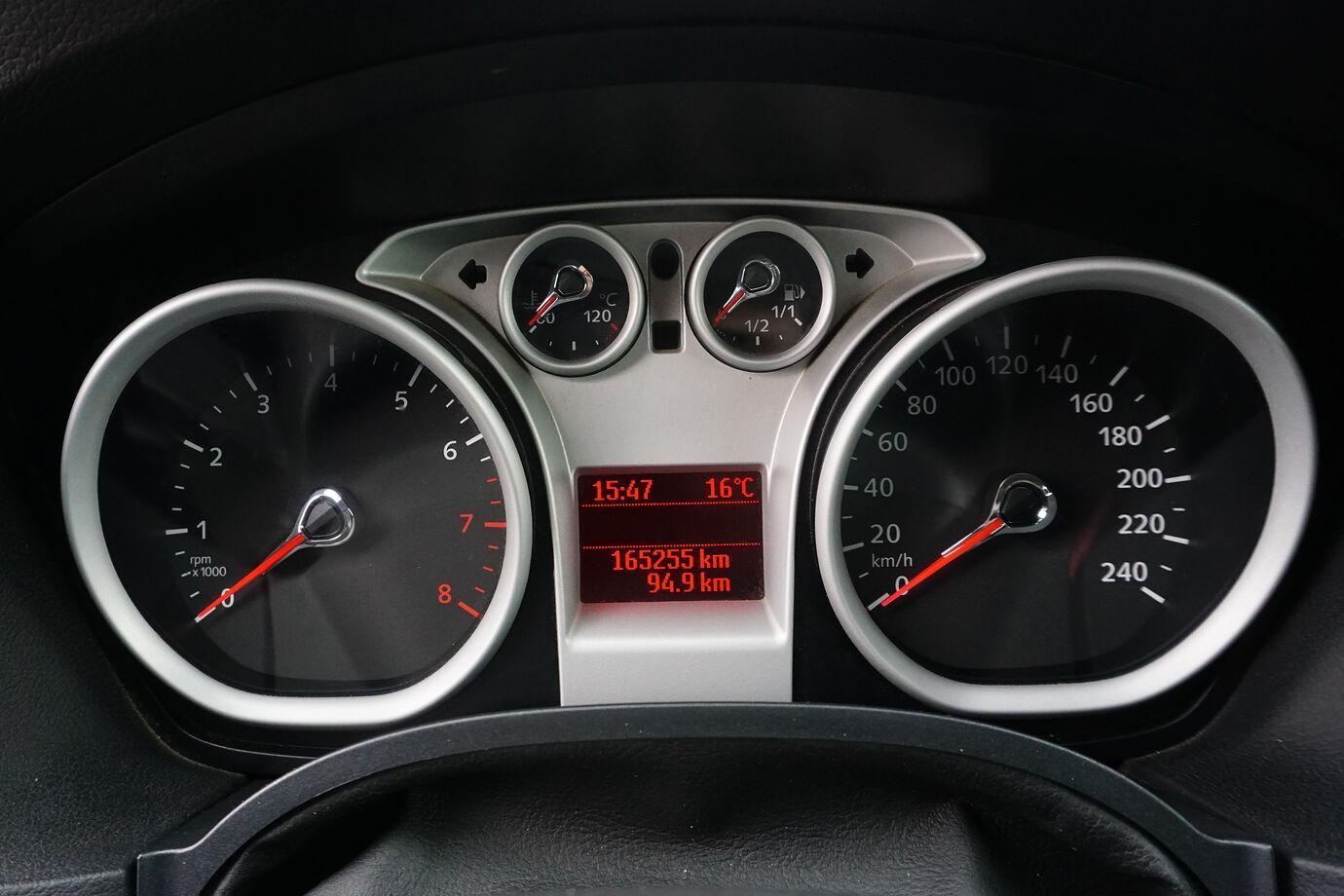 Ford Focus, II Рестайлинг 2011г.