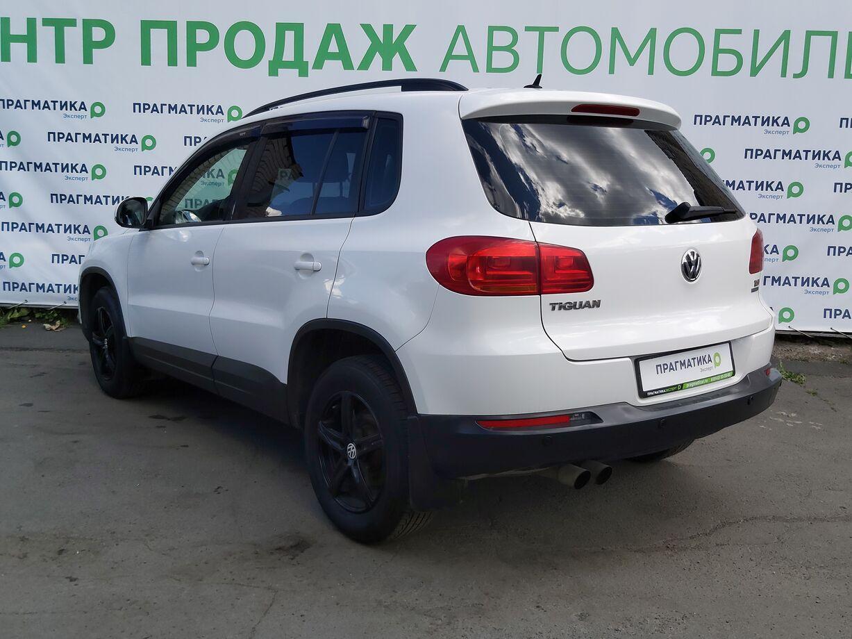 Volkswagen Tiguan, I Рестайлинг 2013г.