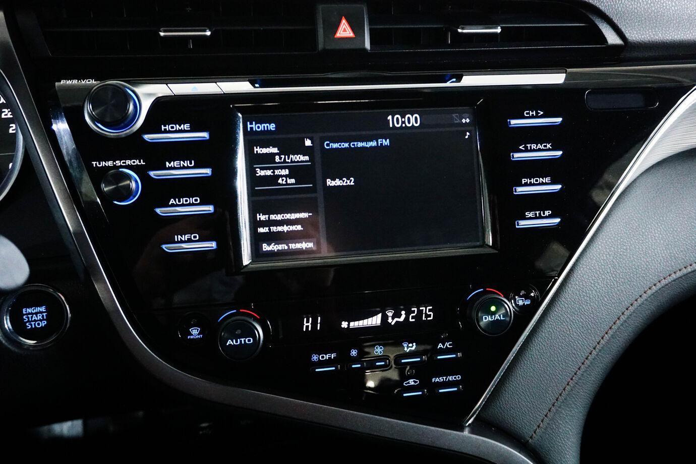 Toyota Camry, VIII (XV70) 2019г.